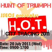 H.O.T. City Tracing 2011