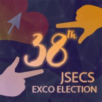38th JSECS Executive Committee Election