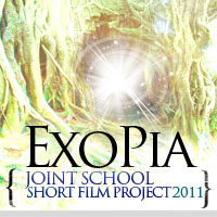 "Joint School Short Film Project 2011 ""Exopia"": Workshop Day"