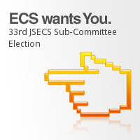 33rd JSECS Sub-Committee Recruitment