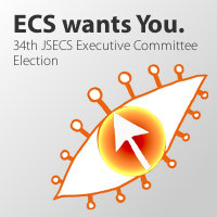 Arrangements for 34th JSECS Executive Committee Election